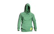 Black Diamond Logo Hoodie green